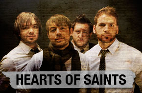 Hearts of Saints