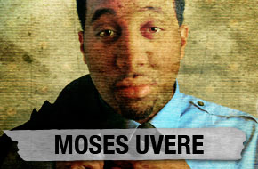 Moses Uvere